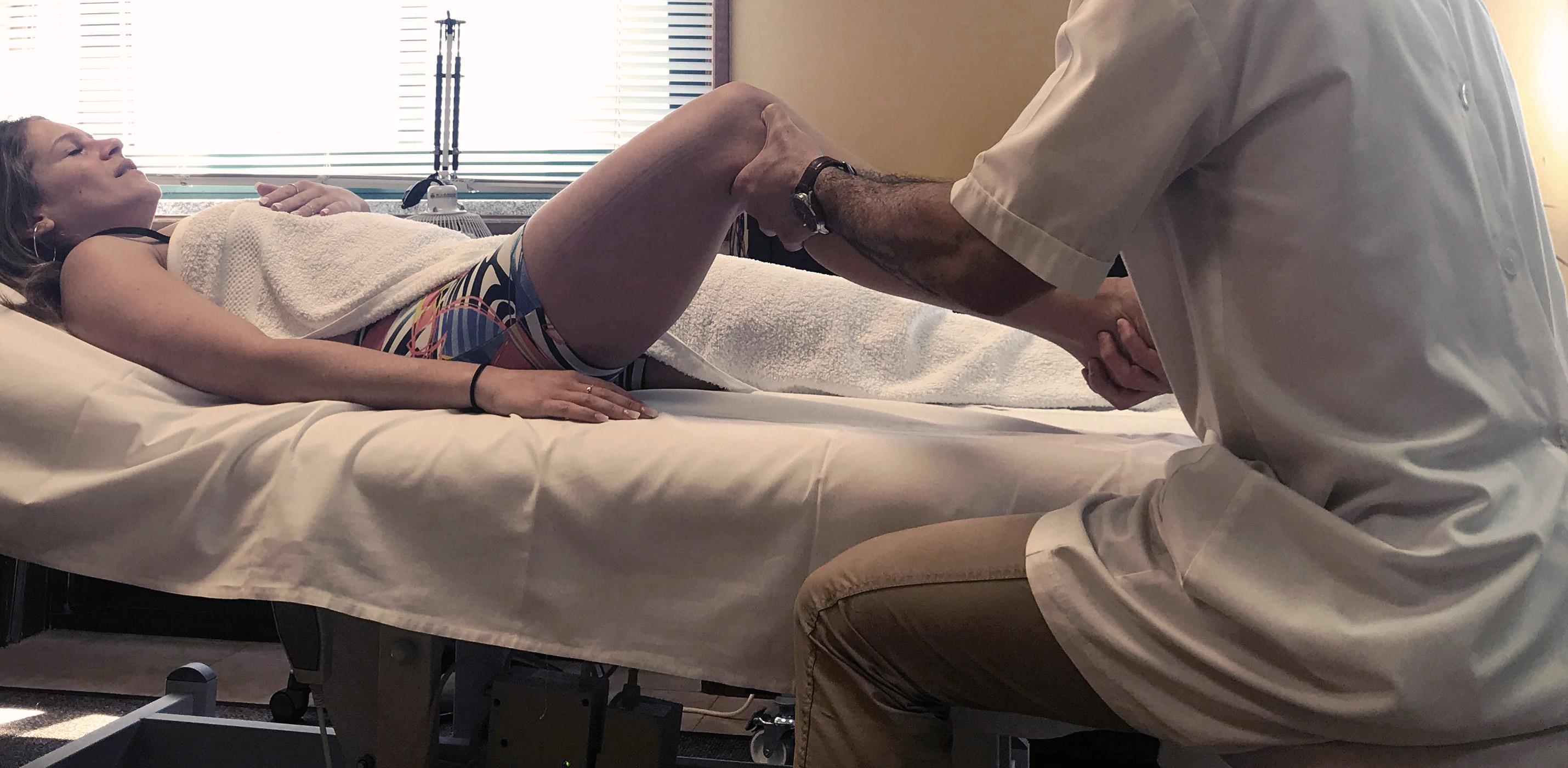 Massagem Terapêutica - Ricardo Almeida Osteopata